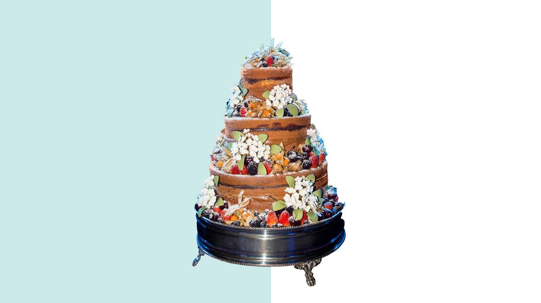 Naked Cake - Destaque Casal Garcia